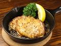 料理メニュー写真国産若鶏のグリル
