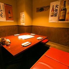 テーブル個室です♪