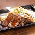 料理メニュー写真宮崎牛の鉄板ステーキ