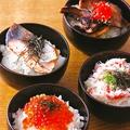 料理メニュー写真自慢の海鮮丼