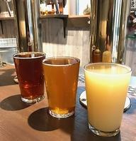 注ぎたての国産クラフトビールを最適の状態でご提供