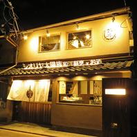 京町家改装の一軒家