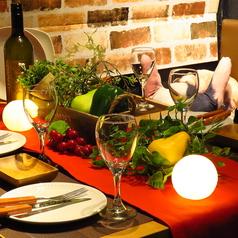 個室×チーズ MEAT&RICH すすきのバルの雰囲気1