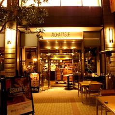 アロハテーブル ALOHA TABLE 大崎の外観1