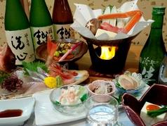 日本料理 彦乃 ひこののコース写真