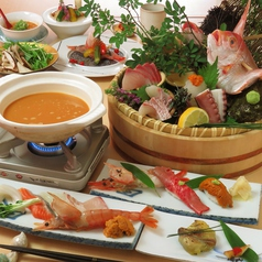 うにと海老の専門店 魚魚魚 ぎょぎょぎょのおすすめ料理1