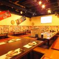 魚鶏屋 ととりや 新横浜駅前店の雰囲気1