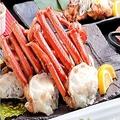 料理メニュー写真ずわい蟹盛り