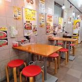 博多ラーメン 長浜や 中野店の雰囲気3