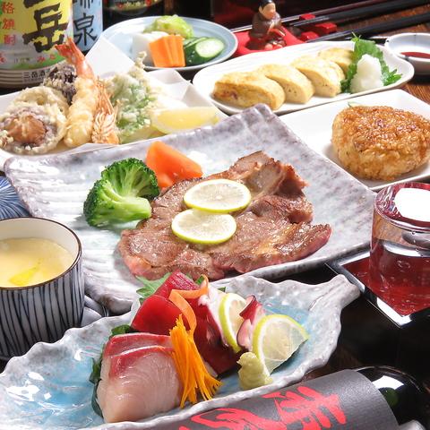 【各種宴会に】気軽に宴会を楽しむなら<3980円コース(税込み)>2時間飲み放題付き!