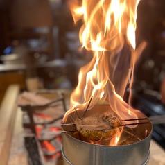 燻製×原始焼 カゼタキの写真