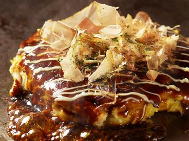 風月 本店 お好み焼 焼そばのおすすめ料理1