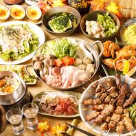 門前仲町で朝挽き鶏を堪能!!厳選食材のコース多数!