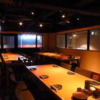 【完全個室最大30名様】小倉で宴会するなら鸞(らん)