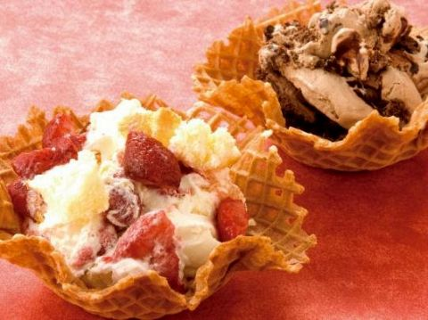 LET'S MAKE YOUR OWN TASTE ICE REAM!! YEAH!!