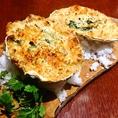 【日替わりMenu紹介】牡蠣と白いキノコのグラタン