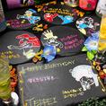 誕生日や記念日でのご利用もお気軽にご相談下さい★記念日ケーキ・BGM・照明やイラストやメッセージ付記念部位ケーキプレートなど、ご希望がありましたら事前のご予約で精一杯おもてなしさせて頂きます♪サプライズの演出もご相談下さい♪