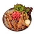 料理メニュー写真田中のしょうが焼き