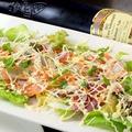 料理メニュー写真イタリア風カルパッチョ