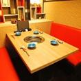【4名様テーブル席】