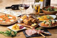 旬の食材を使用した料理に飲み放題付きの新年会プラン!