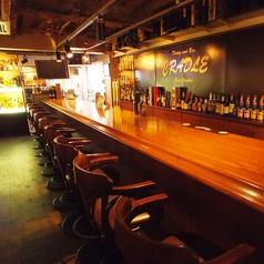 Dining and Bar CRADLE クレイドルの雰囲気3