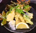 料理メニュー写真春の訪れ筍天麩羅