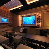 【VIPルーム】カラオケ付きの完全個室を完備!!2名様~最大20名様までご利用になれるので、カラオケ女子会や合コンにオススメの個室です♪全席ゆったりできるソファー席なのも嬉しいポイントです!!