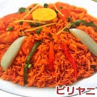 世界三大炊き込みご飯の一つ ビリヤニが絶品です!