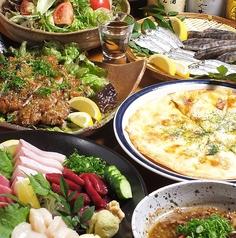 海鮮 旬菜 久すのせ特集写真1