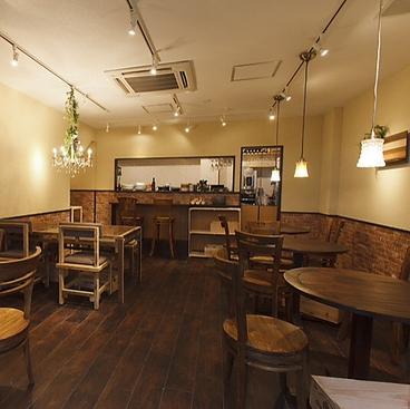 SEIA cafe&bar セイア カフェ アンド バル 日進の雰囲気1