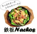 料理メニュー写真鉄板ナチョス