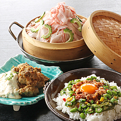 九州 沖縄 芋んちゅ 原店のコース写真