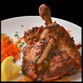 料理メニュー写真岩手県産 阿部鶏のスパイシーグリル
