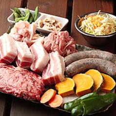 BBQ ビアガーデン スカイテラス 横浜関内店のおすすめ料理1