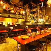 肉食貸切宴会はいかが?温かいテラスで開放的に最大16名様、店内は30名以上から最大52名まで貸切対応!