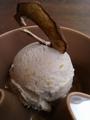 料理メニュー写真マッシュルームジェラート(ママレード)