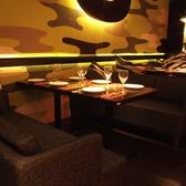 エイト・ライスフィールド・カフェ eight Ricefield cafe 札幌駅北口店の雰囲気2