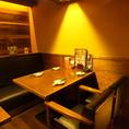 4名様テーブル席です【西荻窪/居酒屋/飲み放題/3時間/宴会/団体/大人数/おすすめ/貸切/個室/女子会/誕生日/記念日】