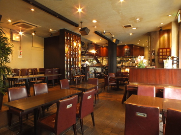 TAGEN Dining Cafeの雰囲気1