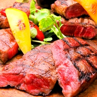 牛ステーキが圧倒的コスパで楽しめる!