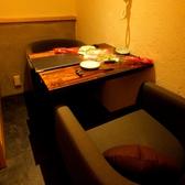 2名様用個室(カップルシート)