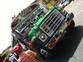 ★オーナーの旅写真★ド派手なパナマのバス!!