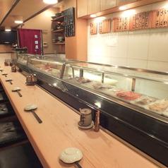 鮨膳屋の雰囲気1