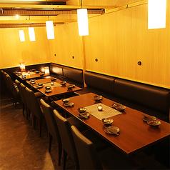 和食郷土料理 個室居酒屋 玄屋 GEN YA 本厚木本店の雰囲気1