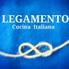 イタリア料理 LEGAMENTO レガメントのロゴ