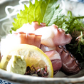 季節によって旬魚を提供いたします。
