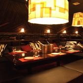 エイト・ライスフィールド・カフェ eight Ricefield cafe 札幌駅北口店の雰囲気3