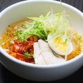 料理メニュー写真盛岡風冷麺