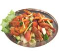 料理メニュー写真鶏肉のスパイシーマリネ